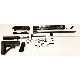 """20"""" 5.56 Government Profile Barrel with 15"""" Rail Complete AR15"""