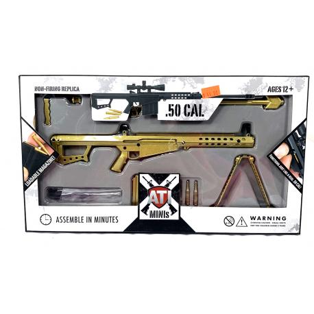 50 cal Barrett Replica Goat Gun - Gold