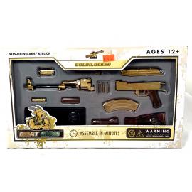 AK47 Replica Goat Gun