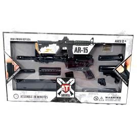 AR15 Replica Goat Gun -Black