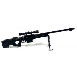 Sniper Replica Goat Gun - Black