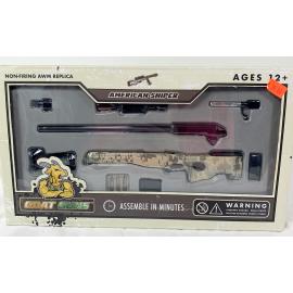 Sniper Replica Goat Gun - Camo