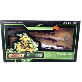 Sniper Replica Goat Gun - $100 Bill