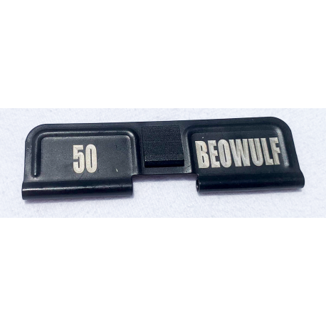 Engraved Dust Cover - 50 Beowulf