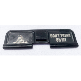 Engraved Dust Cover - Don't Tread on Me