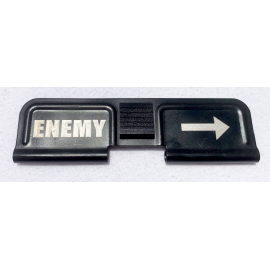 Engraved Dust Cover - Enemy