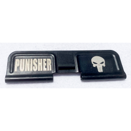 Engraved Dust Cover - Punisher