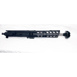 "10 1/2"" Stainless Steel 300 Black Out Barrel w/9"" SPR Handguard"